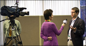 Video Taped Interviews - Crisis Communications